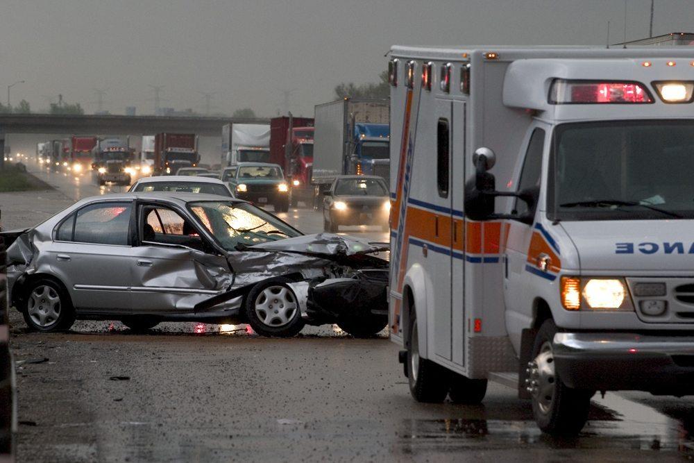 Winter Auto Accident Checklist