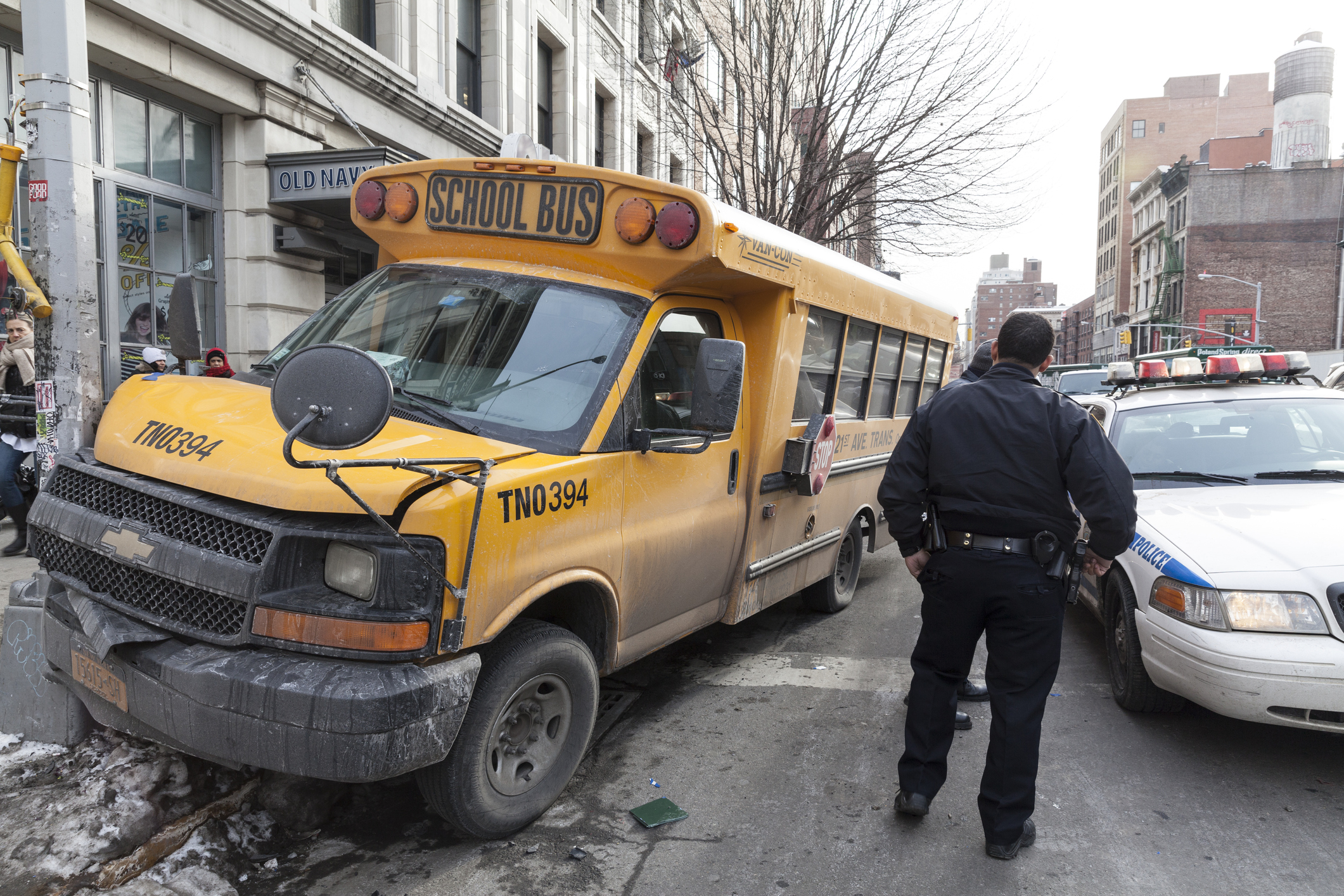 School Bus Accidents – Who is Liable?