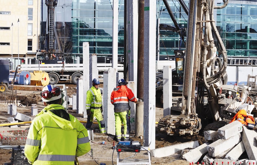 Protecting Construction Workers in Winter Blog