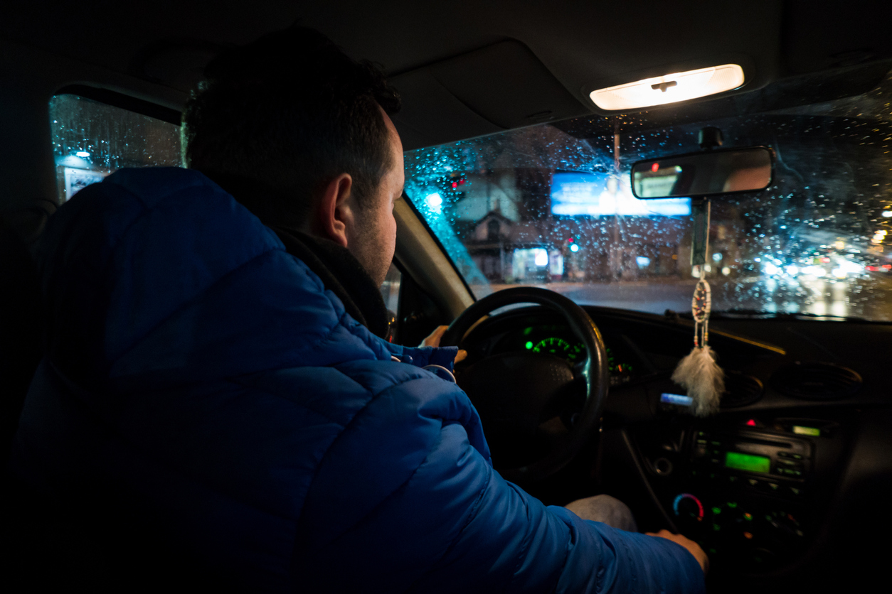 Safe Driving after Daylight Savings